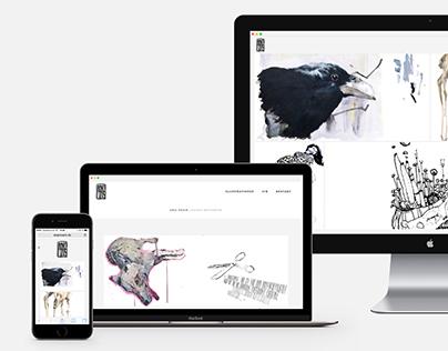 Anja Noack Portfolio Website