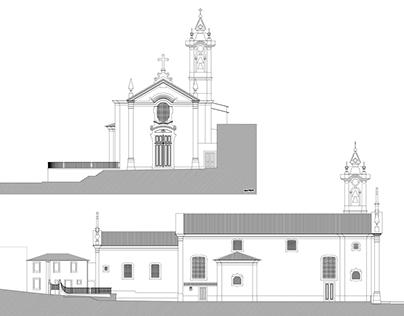 Igreja de Santa Marinha - Renovation project