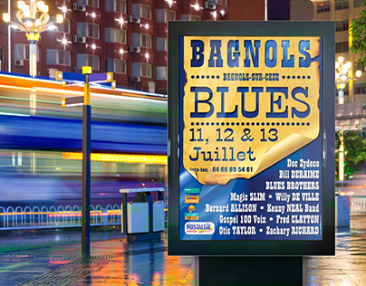 Bagnols Blues