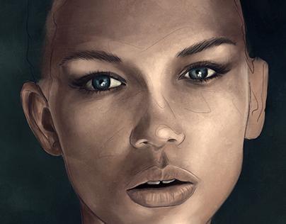 Some Portrait Paintings