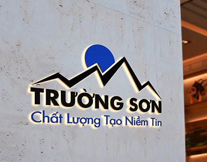 Logo Trường Sơn - Thiết Kế LogoĐà Nẵng 10Q