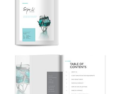 Design Startup Proposal (Presentation Design)