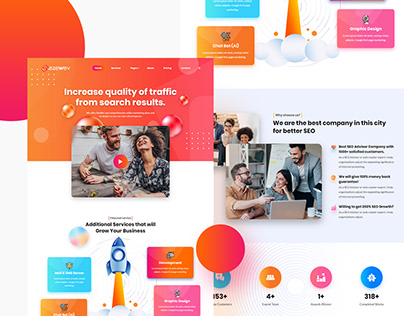 Web Agency Template