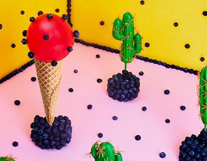 Strange Fruits #2