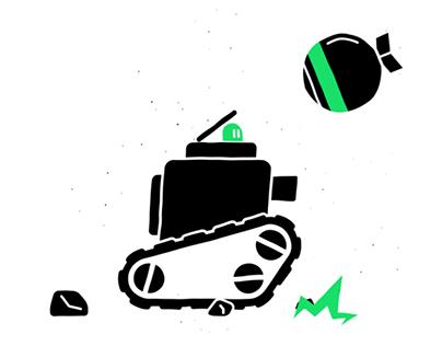 Advance Tank - Mixed Parts Brief