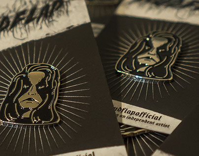 Son of Northern Darkness - Enamel Pin