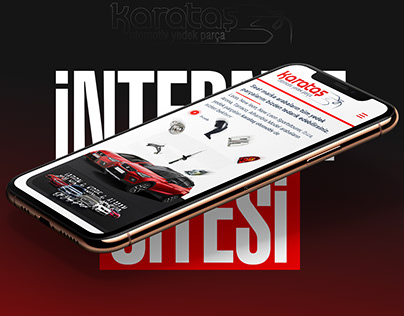Karatas Automotive Web Design