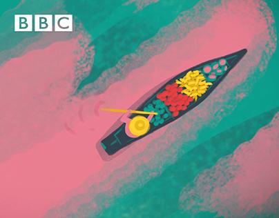BBC Japan in Vietnam