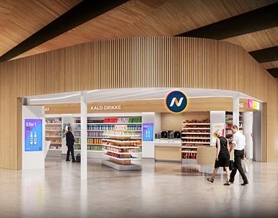 Narvesen – Retail Concept