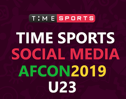 Time Sports project AFCON2019 U23