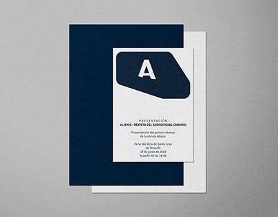Alisios - Visual identity