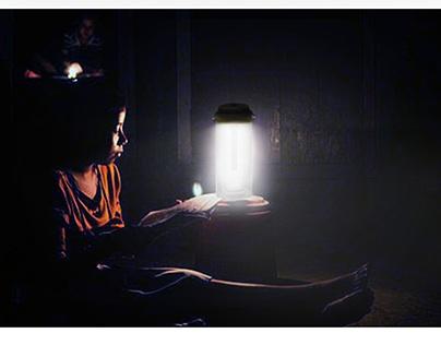 PowerAid (Salt Powered Lamp)