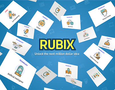 Rubix: Disruptive Ideation Toolkit