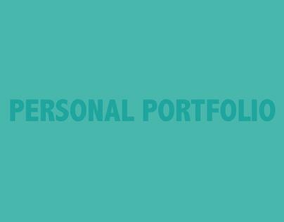 Portfolio Site Build & Redesign