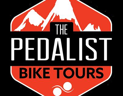 The Pedalist Bike Tours Brand