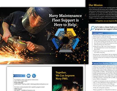 Fleet Support brochure