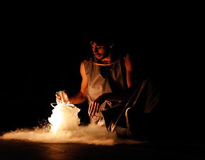 After 100 Springs. Performance by Cornelia Krafft.