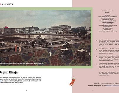 The Kolkata Cookbook