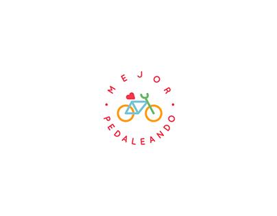 Fundación Mejor Pedaleando - Branding