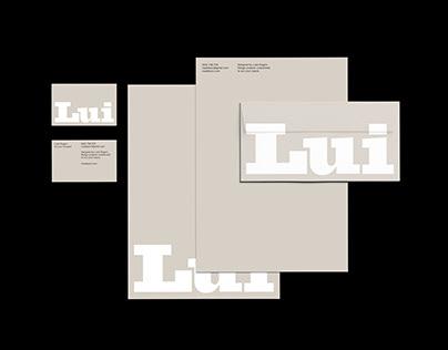 Lui / Branding