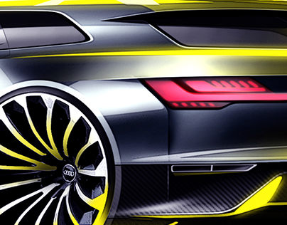 2016 // AUDI RS9 on Behance