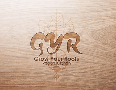 Grow Your Roots Logo Redesign