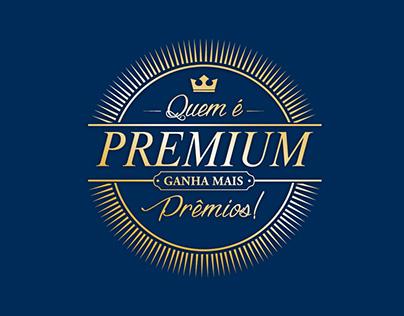 Quem é Premium ganha mais Prêmios