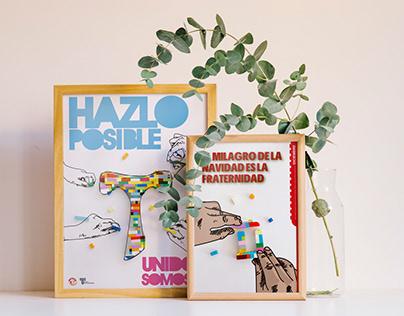 Hazlo Posible - Cover design