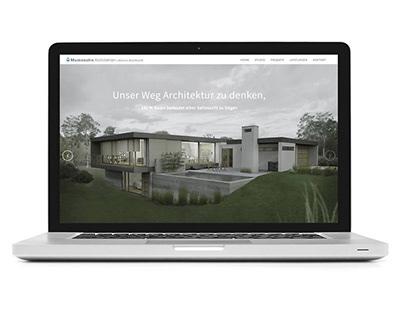 Mumesohn Architekten – Website