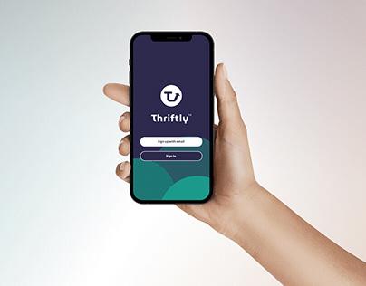 Thriftly | Money-saving app