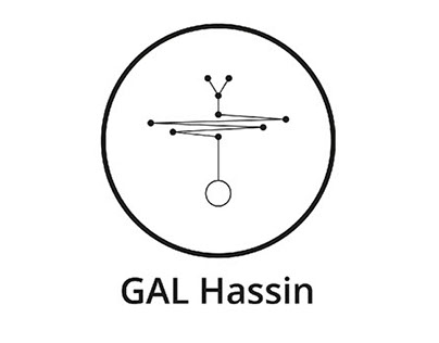 GAL Hassin: logo for an astronomical research center