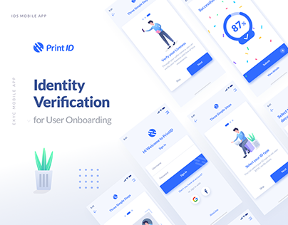 Identity Verification for user onboarding