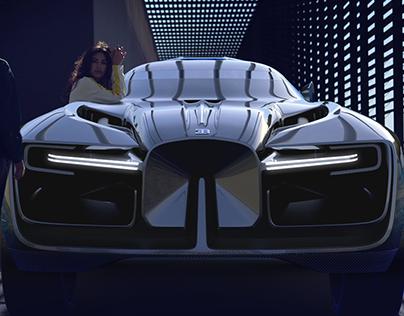 Bugatti - Thesis Project