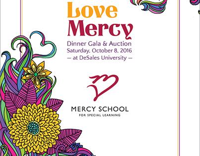 Mercy School Gala Invitation Set