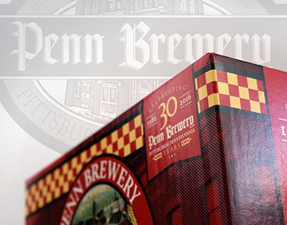 Penn Brewery, Penn Pilsner 30th Anniversary