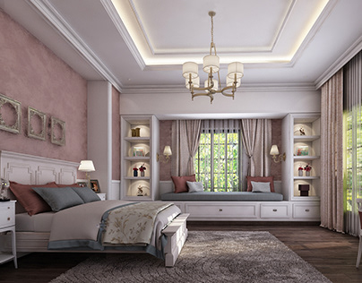 The Girl Bedroom