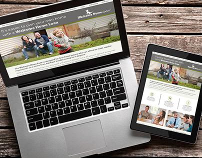 Housing New Zealand - website designs