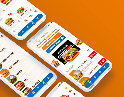 Burger King - Mobile app