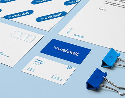 Branding Identity for a Velosit local dealer