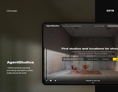 AgentStudios – online service