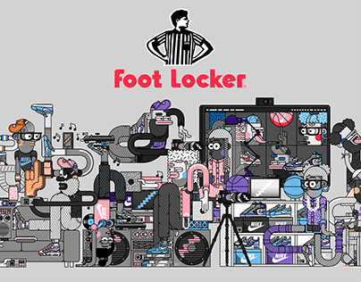 Foot Locker Togetherness