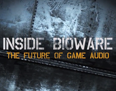 Campaign: Inside BioWare