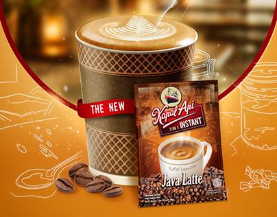 Kapal Api Java Latte TVC