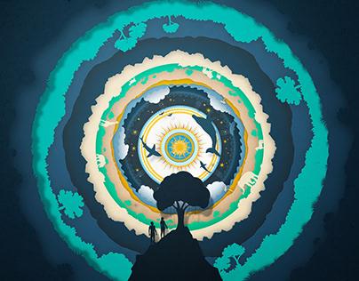 Genesis In The Beginning Animation