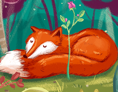 The Little Prince: Fox
