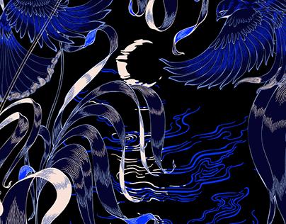 Adobe Fresco Sign-In Screen Artwork