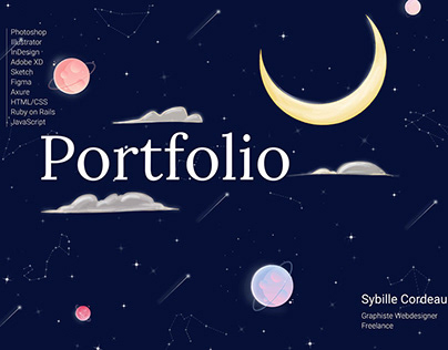 Portfolio Design Graphic