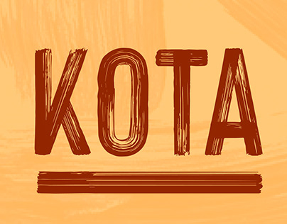 Kota (South African Sandwich) Illustration