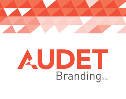 Audet Branding _ Site Web   Website