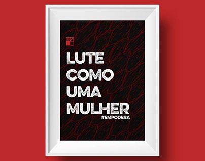 Empodera   Dia da Mulher   Bar Pixel Joinville